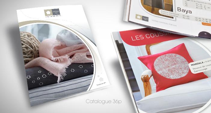 Création de catalogue