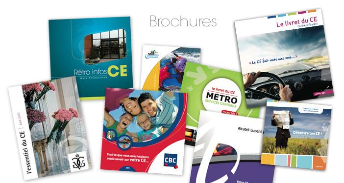 Création brochure CE