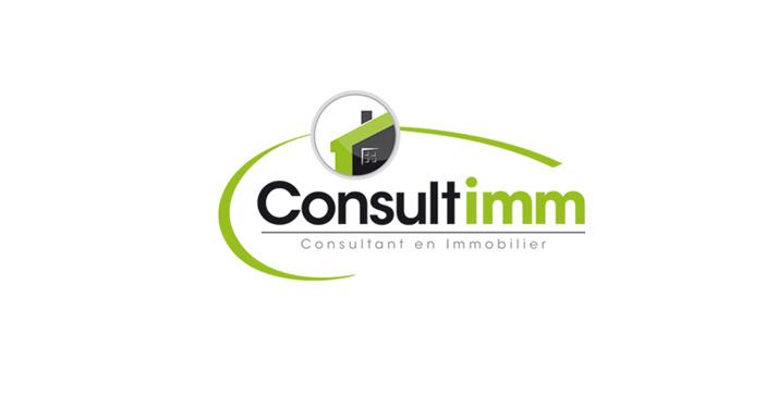 Création logo immobilier